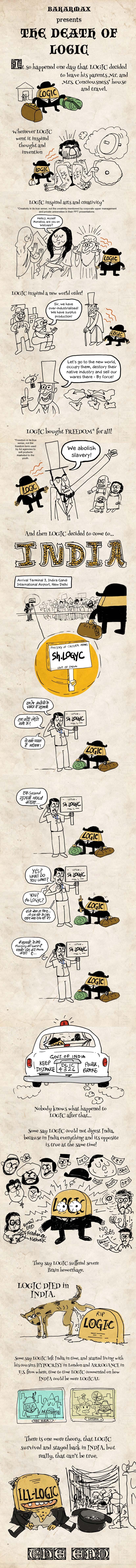Death Of Logic